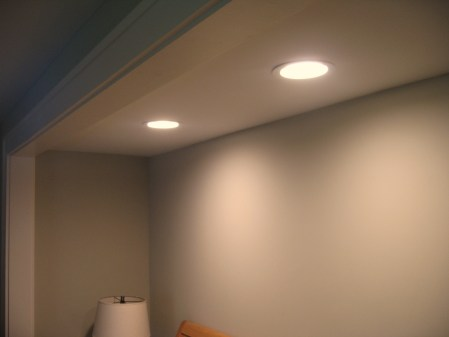 CREE LED Lighting is a great choice for residential applications.