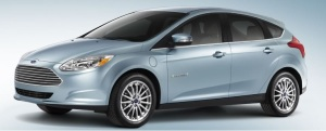 Ford Focus Electric Car 2010