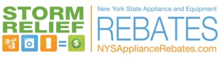 New York Hurricane Appliance Rebate - Furnace, Boiler, Water Heater, Refrigerator